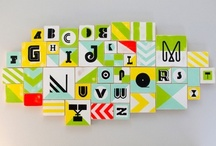 Alphabet / by Heypenman