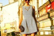 Stripes B&W / by Sofie