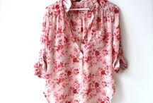 Floral print / by Sofie