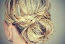 hair. / by Lauren Schweitzer