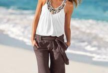 Beach style / by Sofie
