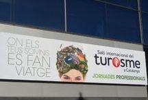 Salón Internacional del Turismo de Cataluña - BARCELONA 2014 / El salón internacional del Turismo de Cataluña presentó en la Fira de Barcelona, los dias 4 a 6 d'abril de 2014, nuevas escapadas y experiencias únicas.  Turismo Creativo, Creative Tourism, Turismo Criativo, Turism Creatif