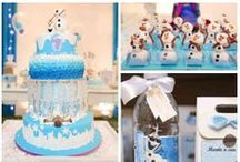 Frozen Party / by Ella Smith
