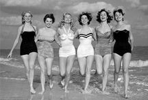 Bathing Beauties - Vintage  / by Susan Norcross