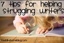 Encouraging Reluctant Writers / Writing can be fun! Check out these ideas to unleash the creativity in even the most reluctant of writers!
