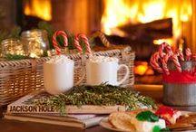 Yule (Winter Solstice) / Spells, Rituals, and Pretty Things for Yule and the Winter Solstice!  #Pagan #Wiccan #Yule #Solstice #Winter