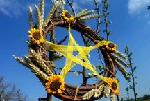 Litha (Summer Solstice) / Spells and Rituals for Litha (Summer Solstice) #Litha #Solstice #Summer