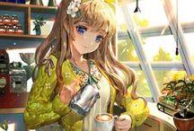 Manga cuisine
