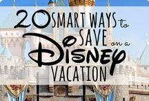 Saving Money at Disney / Disney can be done on a budget, but It's all in the planning! Follow along for our tips and strategies to help you save on your next trip!