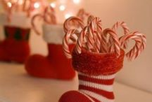Merry & Bright // Christmas / Christmas gift ideas, crafts, recipes, and things that just make me wanna sing Christmas music in July. / by Heidi Engen
