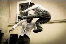 Bailando en el aire / Dancing on the air