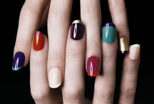 I Heart Nail Polish / My thing is spotting and collecting amazing nail polishes. My obsession is getting manicures & pedicures.