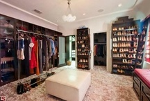 Closet Cases / Whether your dreaming of an elegant master closet or need tips and tricks for storage, get inspired by these closets.