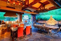 Dining Rooms / From outdoor dining spaces to luxury dining rooms, see homes for sale with an over-the-top dining experience.  / by HGTV FrontDoor.com