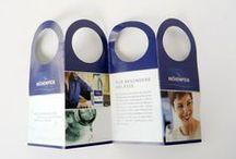 Flaschenanhänger / Flaschenanhänger oder Hangtags / Hang Tags können Sie bei uns individuell bedrucken lassen.