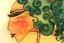 Mi arte-Ilustración