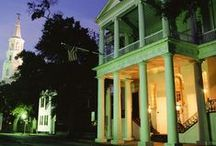 Haunted Houses / Take a tour of the country's creepiest dwellings from the safety of your own. / by HGTV FrontDoor.com