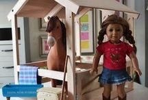 American Girl Doll / by Sheena