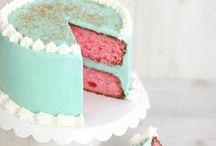 Cakes  / by Amanda Sasaki