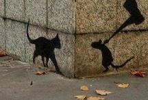 3D Street Art / Art / by Karen Knutzen