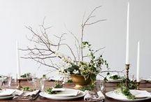 autour d'une table