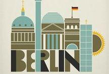 Berlin / by Jamie House | Jamie House Design