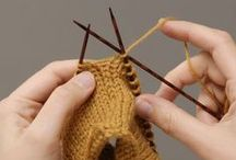 knitting  / by Christine Sydnor