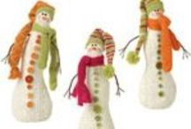 Christmas Knitting / by Christine Sydnor