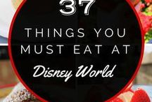 Disney World Food / Disney World food has come a long way in the past few years! Here you'll find our favorite Disney food finds, reviews, and lots more!