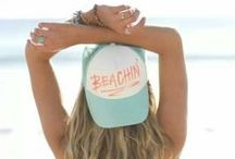 #Beachin' / And it's sunshine, blue eyes, tan lines, slow tide rollin!!! White sand, cold can, koozie in my hand...Just a summertime strolling! Chillin', breezing, sippin', singin' whoa...beachin'