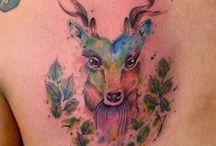 Inked Body Art / Beautiful works of body art / by Kristi Knuckles-Long