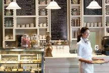 Restaurant/Bistro/Coffee shop interior