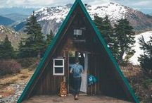 Tiny Houses / Tiny homes and studios.  / by Thea Starr