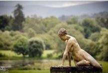 Sculpture from Russborough House Exhibition / A selection of sculpture from our recent Russborough House exhibition will be on display in our Dublin Gallery at 25 South Frederick Street from August 16th to September 7th.