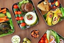 Lunch and snack box ideas