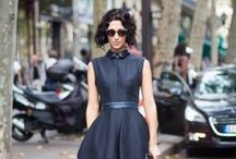 Style crush // Yasmin Sewell / by Tall girl's fashion // Anett Kallestad