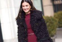 Style crush // Leila Yavari