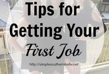 Finding your first job / Tips on finding your first job!