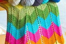 Haken: dekens / crochet: grannies and afghans / by Nynke Stone