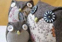 Dieren: uilen - owls / by Nynke Stone