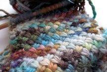 Breien / knitting / by Nynke Stone
