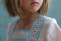 Mode kinderen / kids fashion / by Nynke Stone