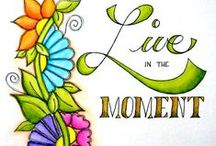 LIVE ☼ Life thoughts / Motivation, Destination, and Determination / by Stephanie Torsell ღ