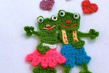 Dieren: Kikker - frog / by Nynke Stone