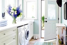 laundry room / by Amie Hojnacke