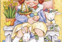 Art and illustrations Easter / by Sandra Patterson