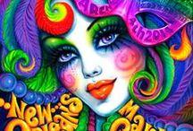 Art Mardi Gras