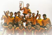 Dundee United / Well it's United they're my own team , it's United Black & Tangerine.