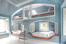 Vacation Home Ideas / by SueBee Honey