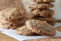 Cookies Rule the World! / Cookies are awesome. Pin them here.  / by Overtime Cook